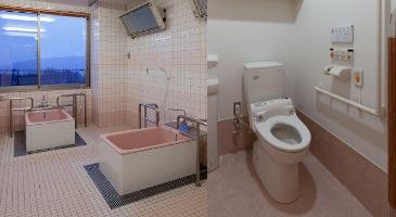 浴室やトイレ